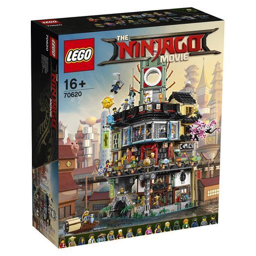 LEGO Ninjago - Ciudad de Ninjago - 70620