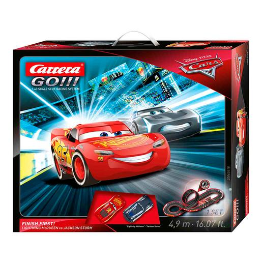 Carrera - Cars 3 Finish First