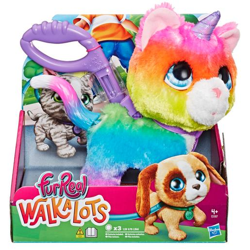 Fur Real - Walkalots Unicornio