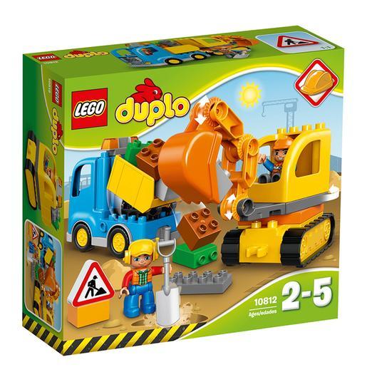 LEGO DUPLO - Camión y Excavadora - 10812