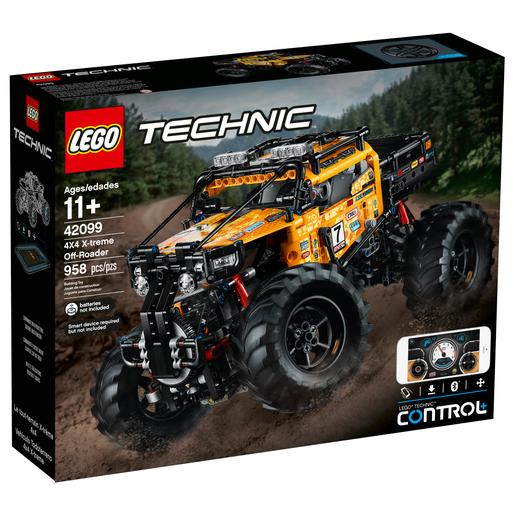 LEGO Technic - Todoterreno Radical 4x4 - 42099