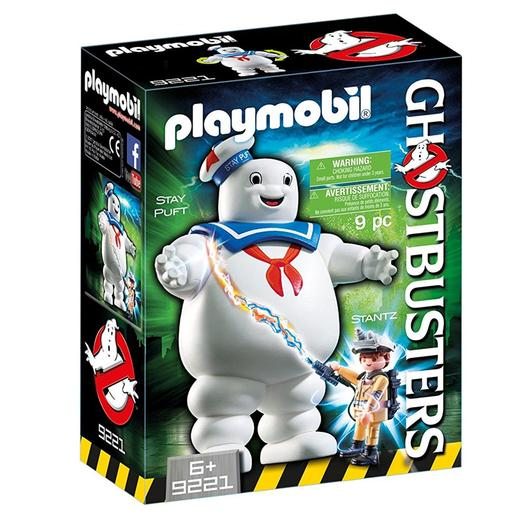 Playmobil - Ghostbusters Muñeco Marsmallow - 9221