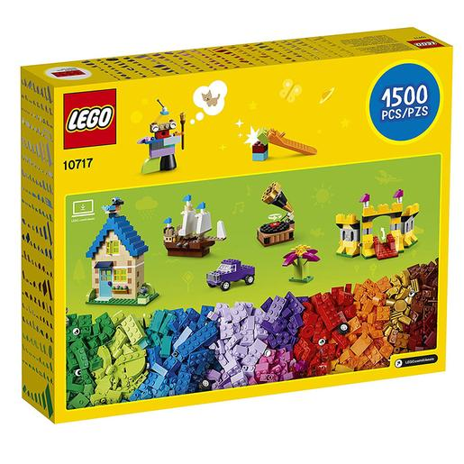 LEGO Classic - Ladrillos, Ladrillos, Ladrillos - 10717