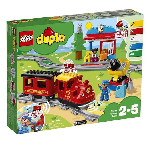 LEGO Duplo - Tren de Vapor - 10874
