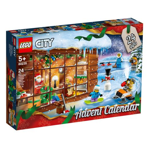 LEGO City - Calendario de Adviento - 60235