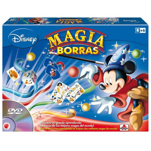 Educa Borrás - Mickey Magic Magia DVD