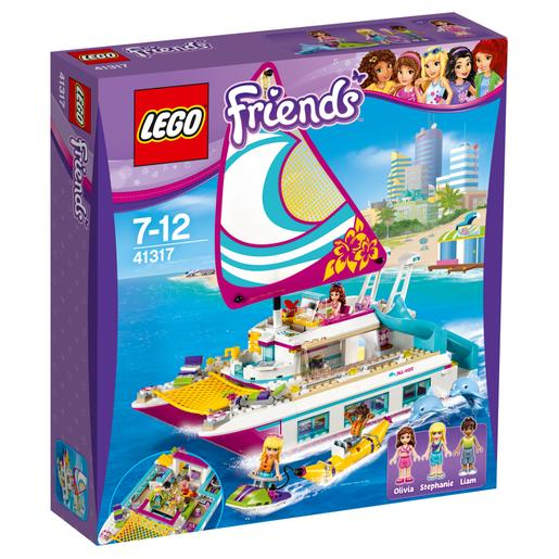 LEGO Friends - Catamarán Tropical - 41317