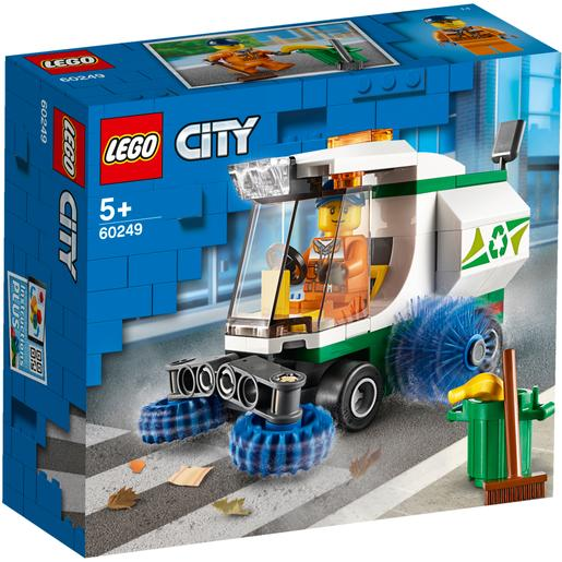 LEGO City - Barredora Urbana - 60249