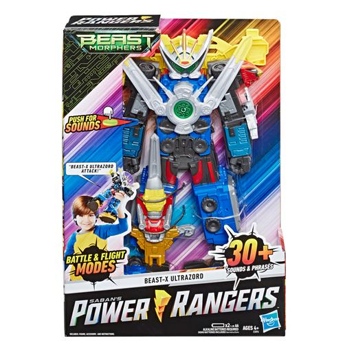 Power Rangers - Beast-X Ultrazord