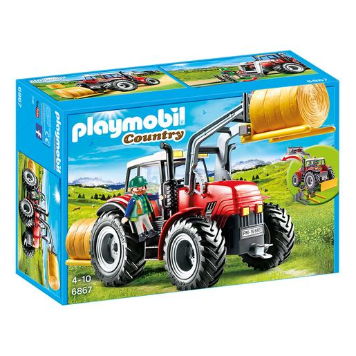Playmobil - Tractor - 6867