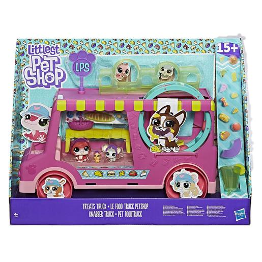 Littlest pet shop foodtruck