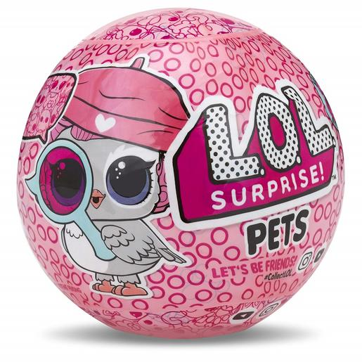 LOL Surprise - Pets Eye Spy (varios modelos)
