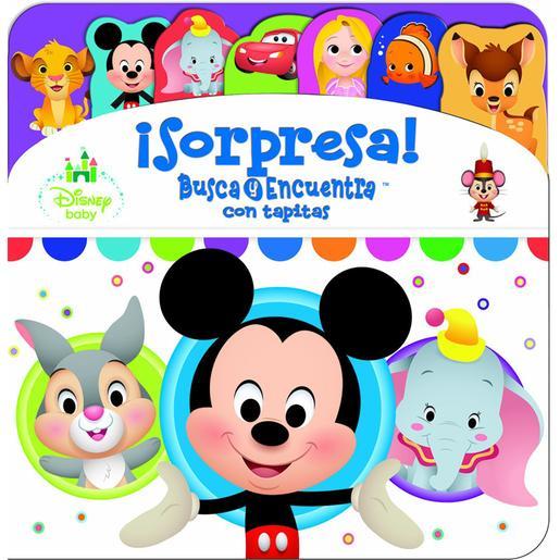 Disney baby - Levanta las Tapitas