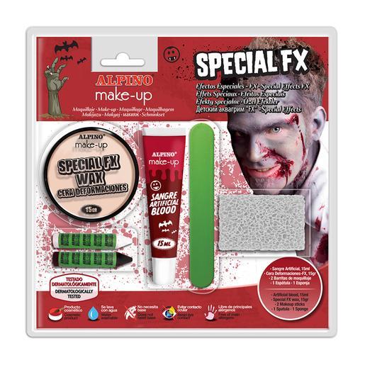 Alpino - Maquillaje Efectos Especiales