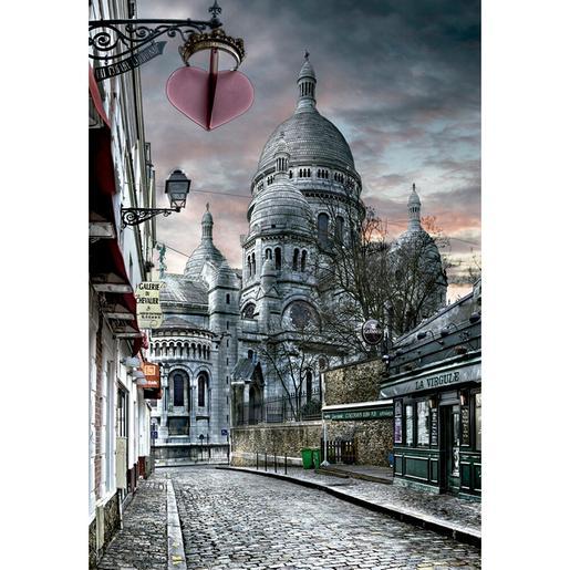 Educa Borrás - Puzzle 1000 Piezas - Montmartre