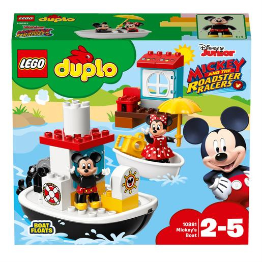 LEGO Duplo - Barco de Mickey - 10881