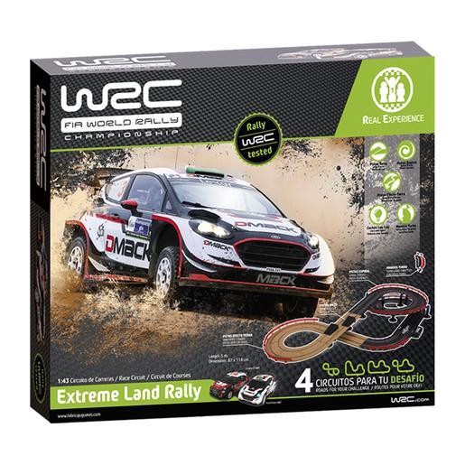Circuito WRC Extreme Land Rally