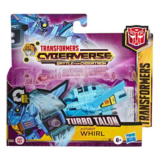 Transformers - Cyberverse One Step Whirl