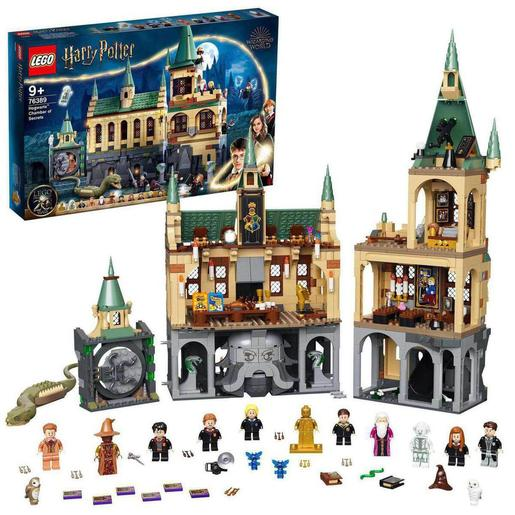 LEGO Harry Potter - Hogwarts: Cámara Secreta - 76389