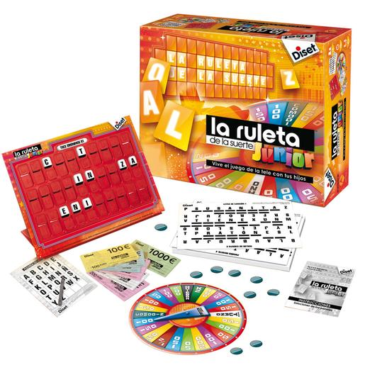 Ruleta Junior