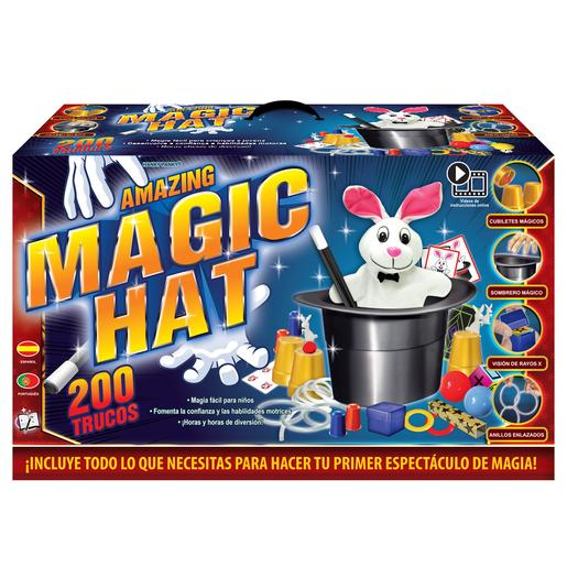 Amazing Magic Hat - 200 Trucos