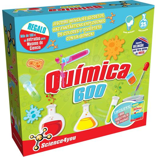 Science4you - Química 600