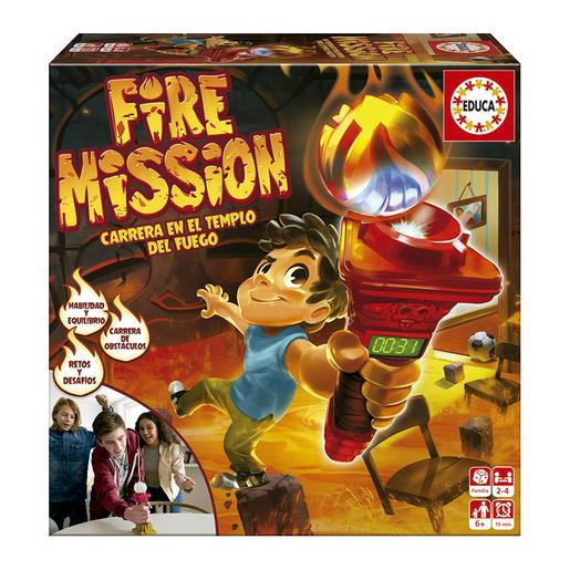 Educa Borras - Fire Mission