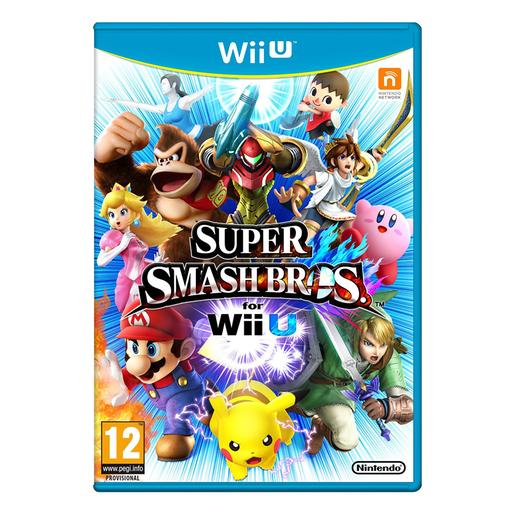 Nintendo Wii U - Super Smash Bros