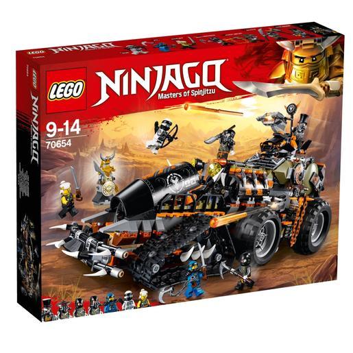LEGO Ninjago - Dieselnauta - 70654