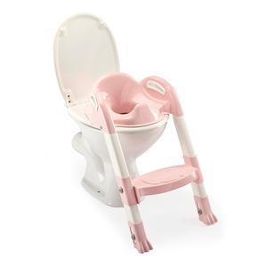 ToysRus|Kiddyloo - Adaptador de WC y Escalera Rosa