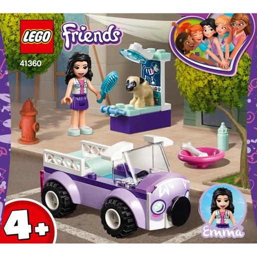 LEGO Friends - Clínica Veterinaria Móvil de Emma - 41360