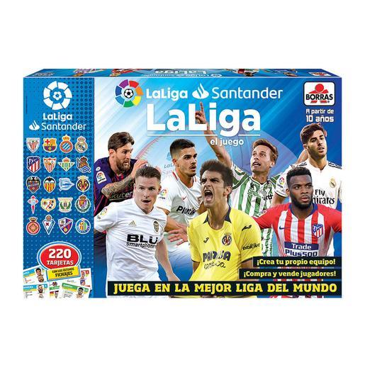 Educa Borrás - El Juego de la Liga Santander 2018-2019