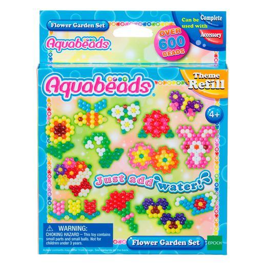 Aquabeads - Set Flores de Jardín