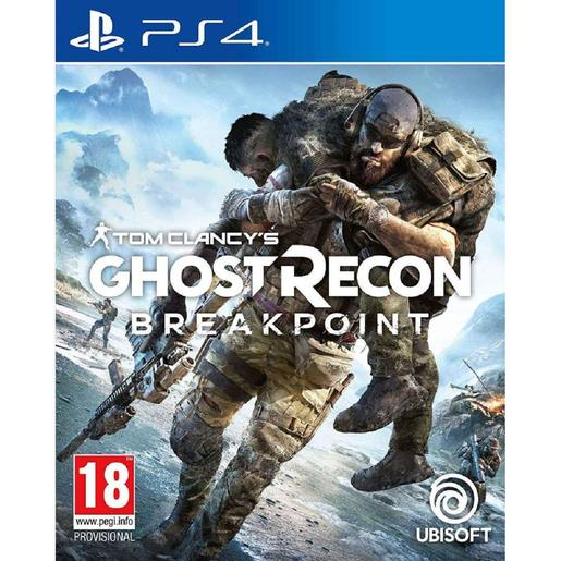 PS4 - Ghost Recon Breakpoint