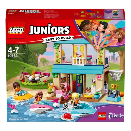 LEGO Junior - Casa del Lago de Stephanie - 10763