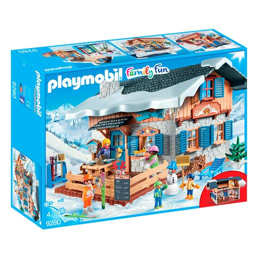 Playmobil - Cabaña de Esquí - 9280