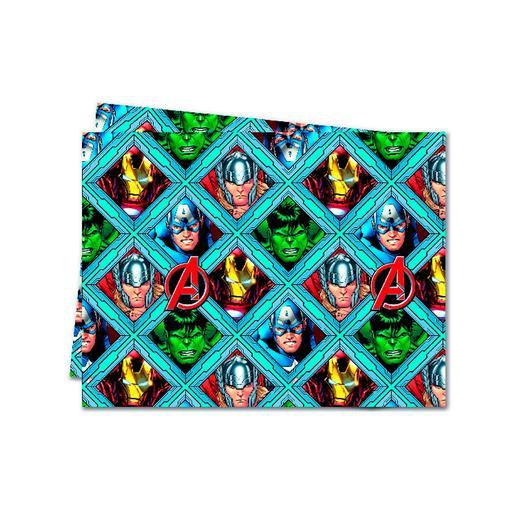 Los Vengadores - Mantel de Plástico 120 x 180 cm