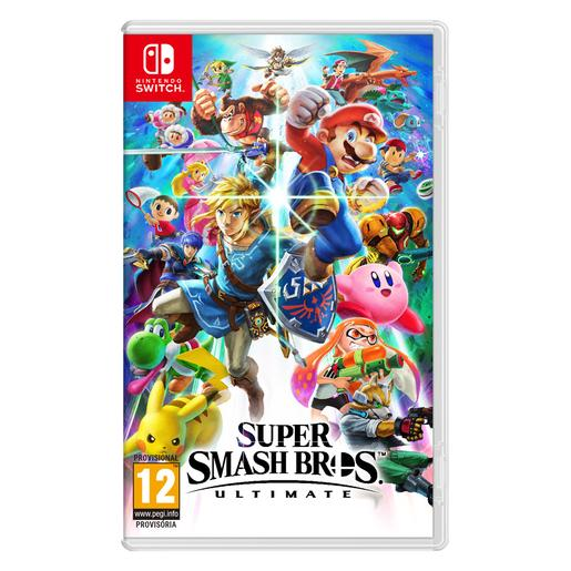 Nintendo Switch - Super Smash Bros Ultimate