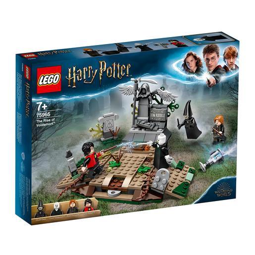 LEGO Harry Potter - Alzamiento de Voldemort - 75965