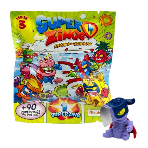 SuperZings III - One Pack (varios modelos)