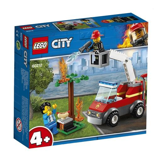 LEGO City - Incendio en la Barbacoa - 60212