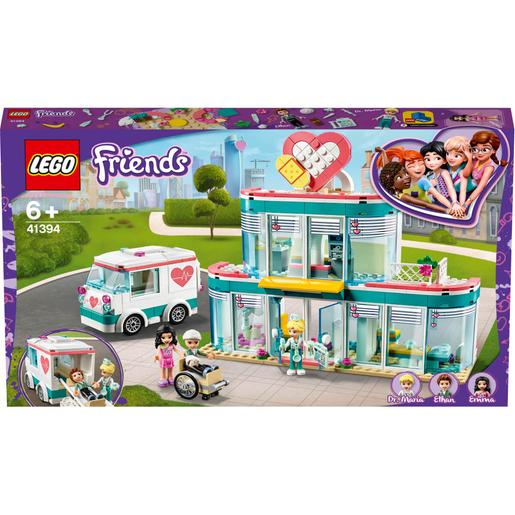 LEGO Heartlake - Hospital de Heartlake City - 41394