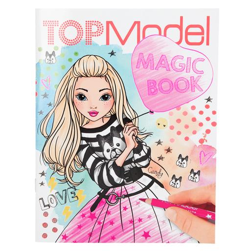 Magic book Topmodel