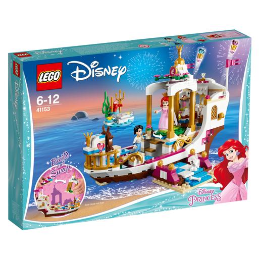 LEGO Disney Princess - Barco Real de Ceremonias de Ariel - 41153