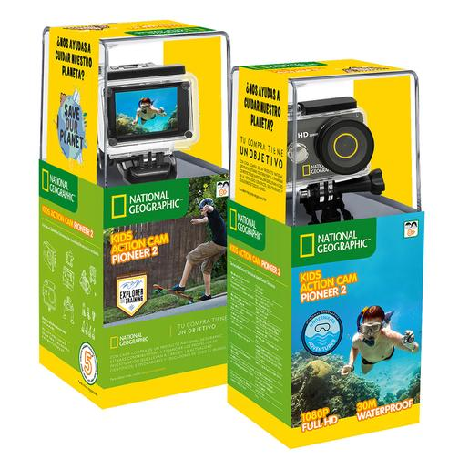 National Geographic - Kids Action Cam Pioneer 2