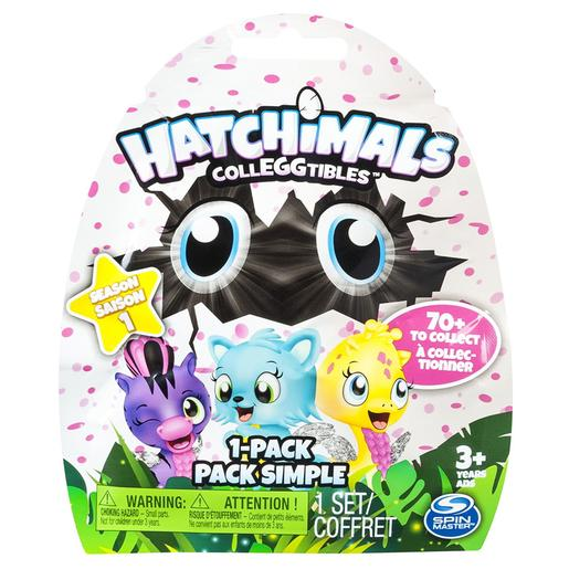 Hatchimals - Colleggtibles 1 Figura (varios modelos)