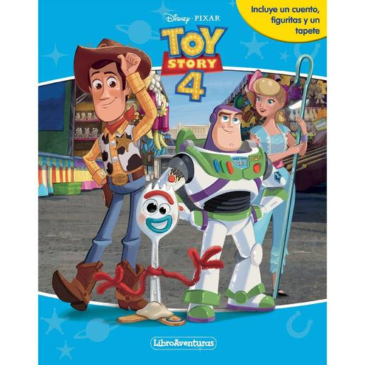 Toy Story - Libroaventuras Toy Story 4