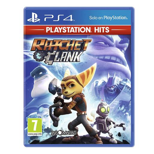 PS4 - Ratchet & Clank PlayStation Hits