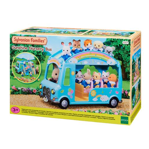 Sylvanian Autobús La Guardería De Families RSAq35L4jc