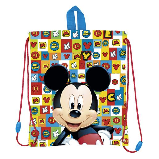 Mickey Mouse - Bolsa Merienda Mickey Icons